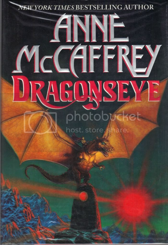 Dragonseye Dragonriders of Pern Anne McCaffrey 1st Edition